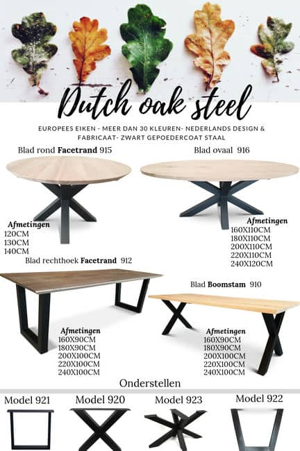 Dutch Oak Steel